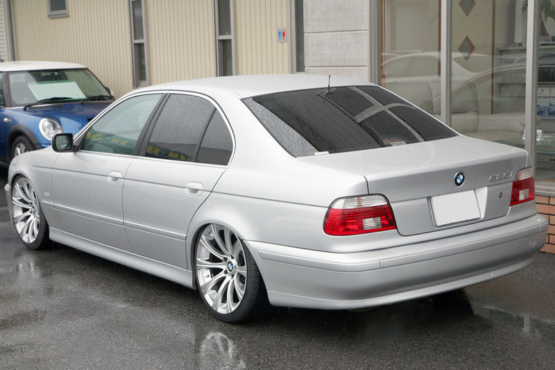 BMW・5シリーズの画像 p1_35
