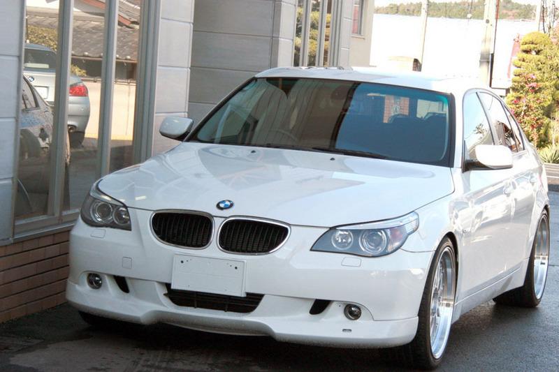 BMW・5シリーズの画像 p1_32