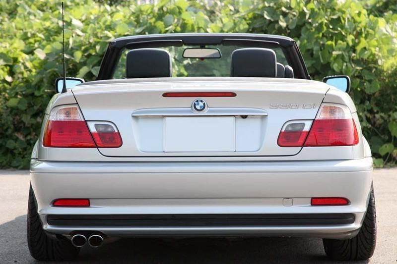 BMW 3シリーズ E46 シャーゼン車高調 装着事例07   BMW 3シリーズ E46 カブ