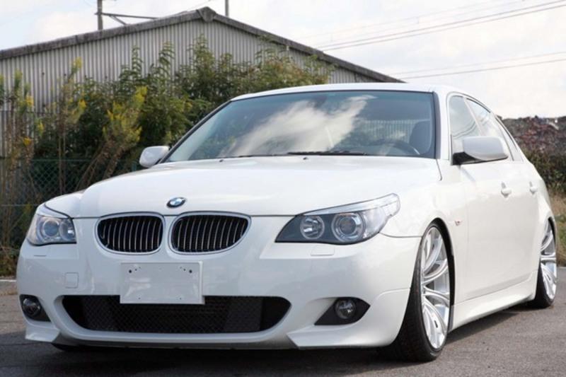 BMW・5シリーズの画像 p1_33